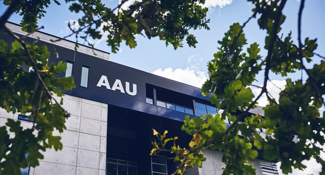 A new report from the IRIS Group concludes that AAU is the country's most collaborative university. Photo: Nils Krogh